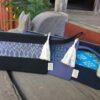 Pochettes 15x22cm équitables et zéro déchet - 2 couleurs