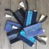 Pochettes 15x22cm équitables et zéro déchet - panoplie