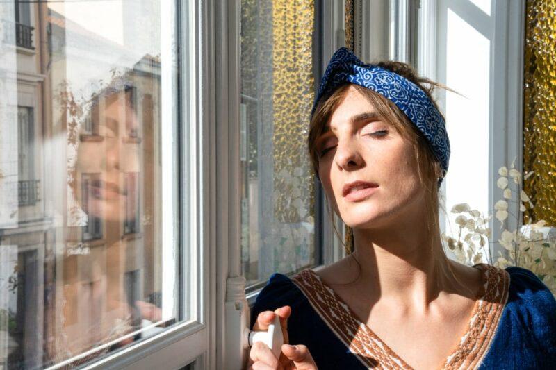 Headband femme eco-responsable