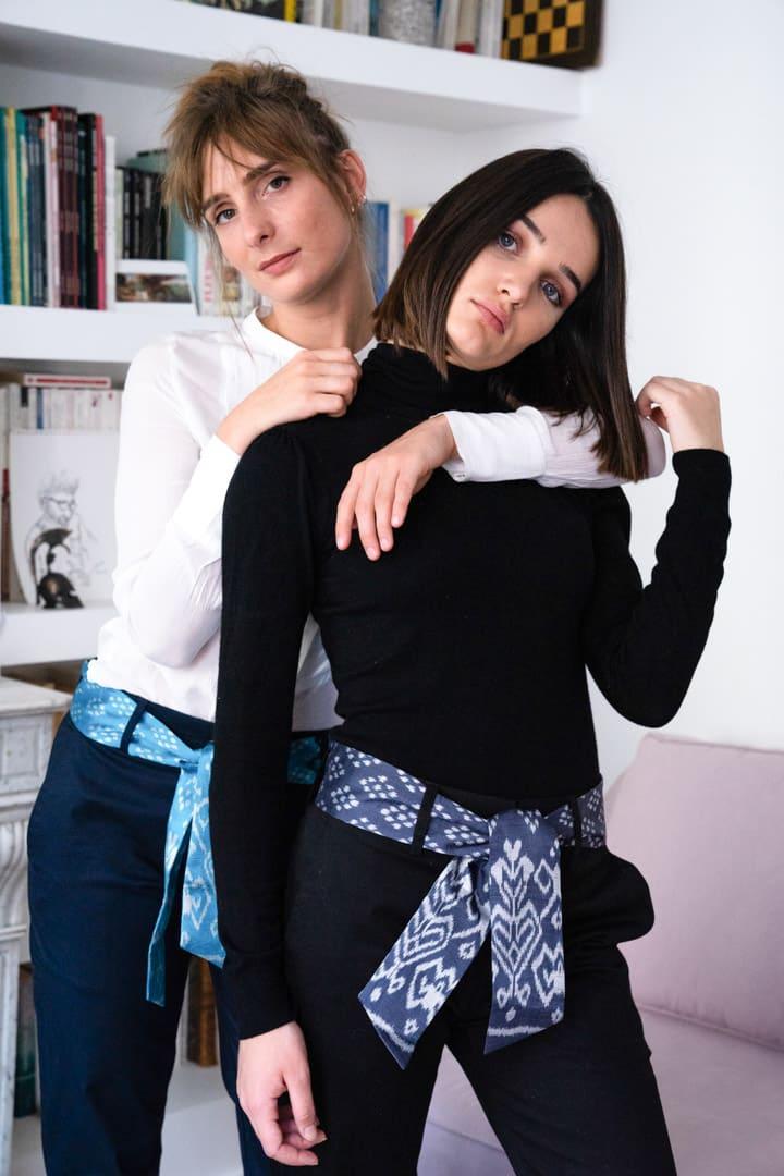 Pantalon femme mode éthique